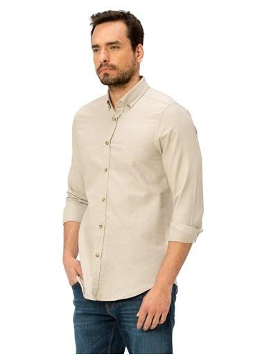 Slim Fit Uzun Kollu Gömlek-LC Waikiki